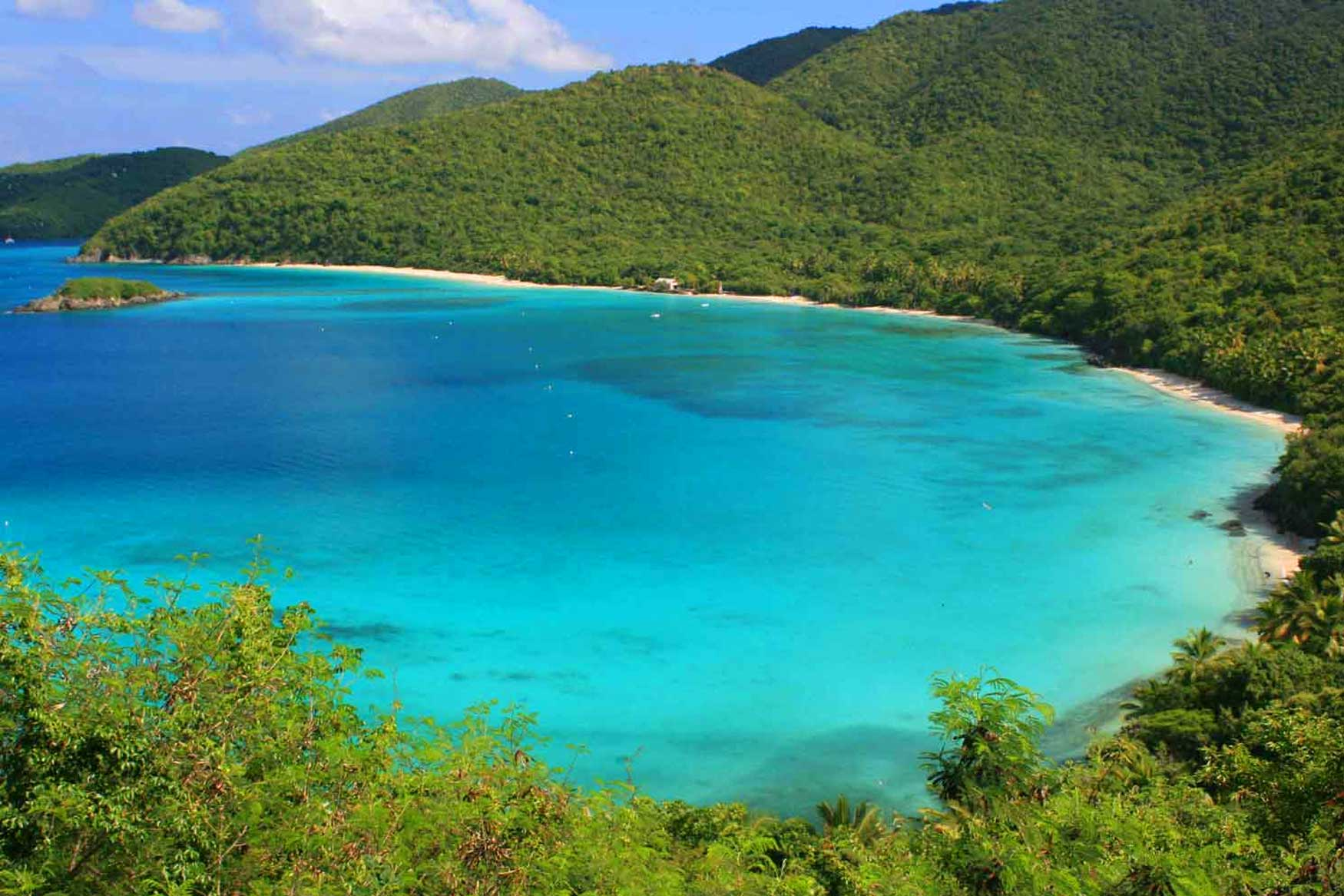 St John Caribbean Island Real Estate